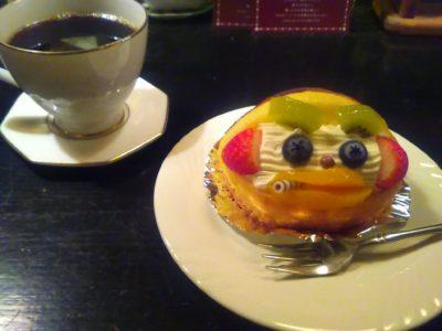 あまとうケーキ